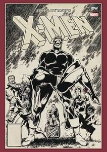 [John Byrne's X-Men (Artifact Edition Hardcover) (Product Image)]