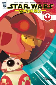 [Star Wars: Adventures #16 (Baldari Variant) (Product Image)]