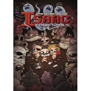 [The Binding Of Isaac: Card Game: Four Souls (Product Image)]