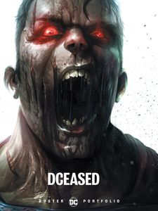 [DC Poster Portfolio: Dceased (Product Image)]