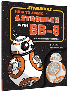 [Star Wars: How To Speak Astromech With BB-8 (Hardcover) (Product Image)]