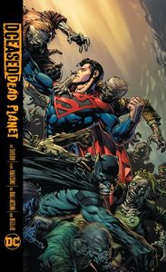 [DCeased: Dead Planet (Hardcover) (Product Image)]