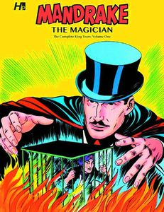 [Mandrake The Magician: Complete King Years: Volume 1 (Hardcover) (Product Image)]