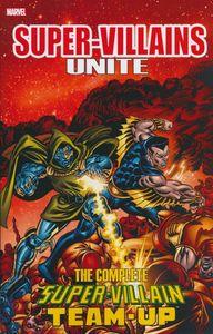 [Super Villains Unite: The Complete Super Villain Team Up (Product Image)]