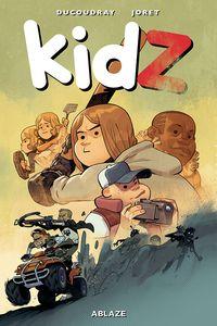 [Kidz: Volume 1 (Hardcover) (Product Image)]