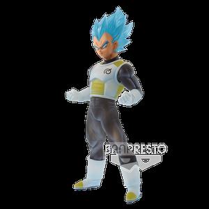 [Dragon Ball: Super: Clearise Statue: Super Saiyan God Vegeta (Product Image)]
