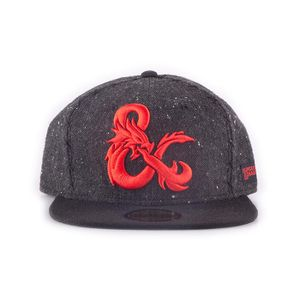 [Dungeons & Dragons: Snapback Cap: Logo (Product Image)]