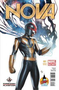 [Nova #1 NOW! (Forbidden Planet Variant) (Product Image)]