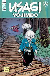[Usagi Yojimbo #15 (Product Image)]