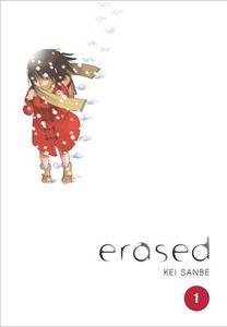 [Erased: Volume 1 (Hardcover) (Product Image)]