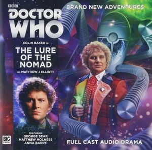[Doctor Who: 238: The Lure Of The Nomad (Product Image)]