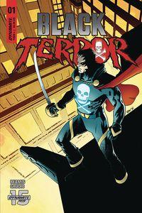 [Black Terror #1 (Cover E Gorham) (Product Image)]