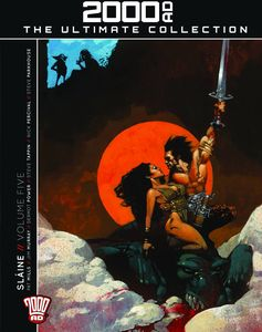[2000AD: Ultimate Graphic Novel Collection #49: Slaine (Product Image)]