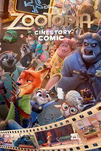 [Disney: Zootopia Cinestory (Product Image)]