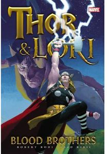 [Thor And Loki: Blood Brothers (Hardcover) (Product Image)]