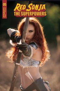 [Red Sonja: The Superpowers #5 (Cover H Cosplay) (Product Image)]