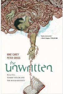 [The Unwritten: Volume 1: Tommy Taylor And The Bogus Identity (Titan Edition) (Product Image)]