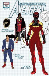 [Avengers #42 (Garron Design Variant) (Product Image)]