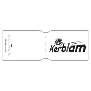 [Doctor Who: Travel Pass Holder: Kerblam Logo (UK Convention Special 2019) (Product Image)]