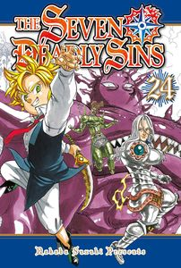 [The Seven Deadly Sins: Volume 24 (Product Image)]