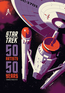 [Star Trek: 50 Artists 50 Years (Hardcover) (Product Image)]