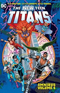 [New Teen Titans: Omnibus: Volume 4 (Hardcover) (Product Image)]