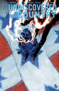 [Undiscovered Country #17 (Cover A Camuncoli) (Product Image)]