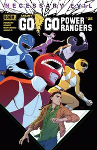 [Go Go Power Rangers #25 (Cover A Main Jlou) (Product Image)]