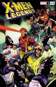 [X-Men: Legends #1 (Yu Variant) (Product Image)]