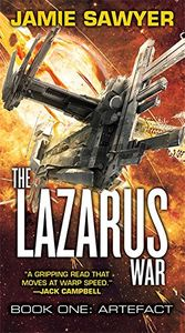 [The Lazarus War: Book 1: Artefact (Product Image)]
