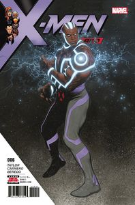 [X-Men: Red #6 (Product Image)]