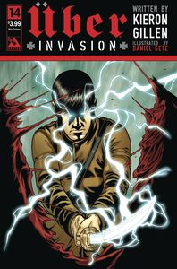 [Uber: Invasion #14 (War Crimes Cover) (Product Image)]