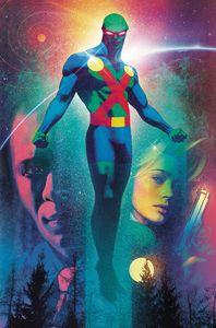 [Martian Manhunter #8 (Variant Edition) (Product Image)]