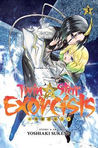 [Twin Star Exorcists: Volume 3 (Product Image)]