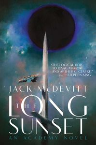 [Academy: The Long Sunset (Hardcover) (Product Image)]