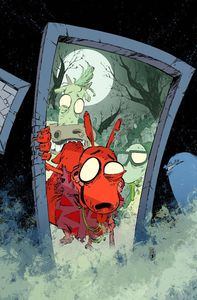 [Rocko's Modern Afterlife #1 (Corona Variant) (Product Image)]
