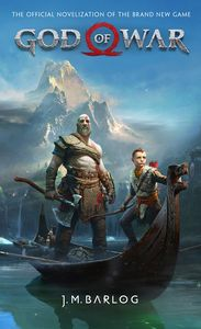[God Of War: The Official Novelisation (Product Image)]