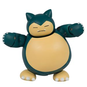 [Pokemon: Action Figure: Snorlax (Product Image)]