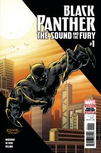 [Black Panther: Sound & Fury #1 (Legacy) (Product Image)]