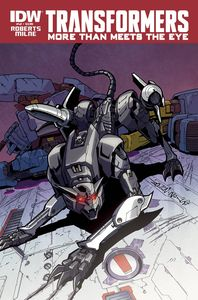 [Transformers: More Than Meets Eye #42 (Product Image)]