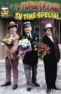 [Three Stooges: TV Time (Photo Cover) (Product Image)]