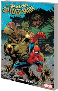 [Amazing Spider-Man By Nick Spencer: Volume 8: Threats & Menac (Product Image)]