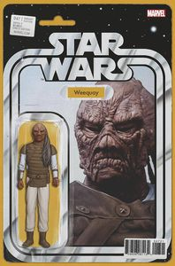 [Star Wars #47 (Christopher Action Figure Variant) (Product Image)]