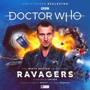 [Doctor Who: The Ninth Doctor Adventures: Ravagers (Product Image)]