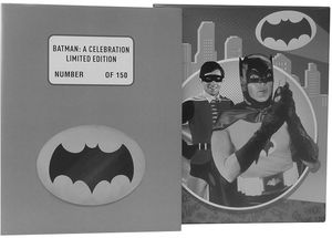 [Batman: A Celebration Of The Classic TV Series (Limited Edition Signed Hardback) (Product Image)]
