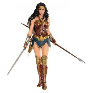[DC: Justice League Movie: ArtFx+ Statue: Wonder Woman (Product Image)]