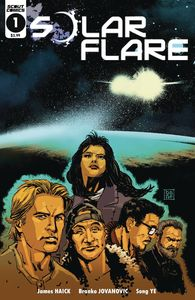 [Solar Flare #1 (2nd Printing) (Product Image)]