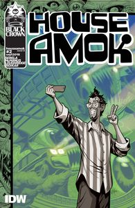 [House Amok #2 (Cover A Mcmanus) (Product Image)]