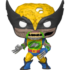 [Marvel Zombies: Pop! Vinyl Figure: Wolverine (Product Image)]