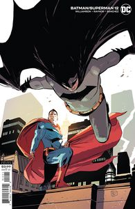 [Batman/Superman #12 (Lee Weeks Variant Edition) (Product Image)]